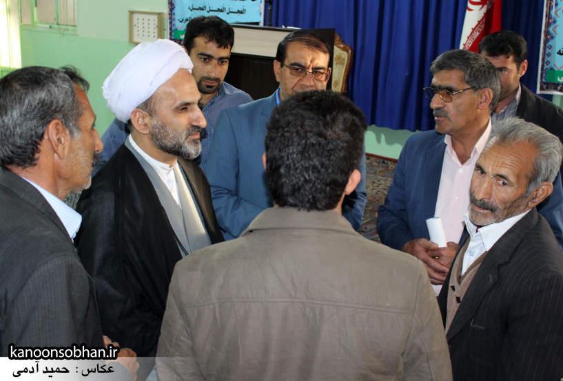 تصاویر سفر کاروان تبلیغاتی آیت الله احمد مبلغی به شهرستان سراب دوره (19)