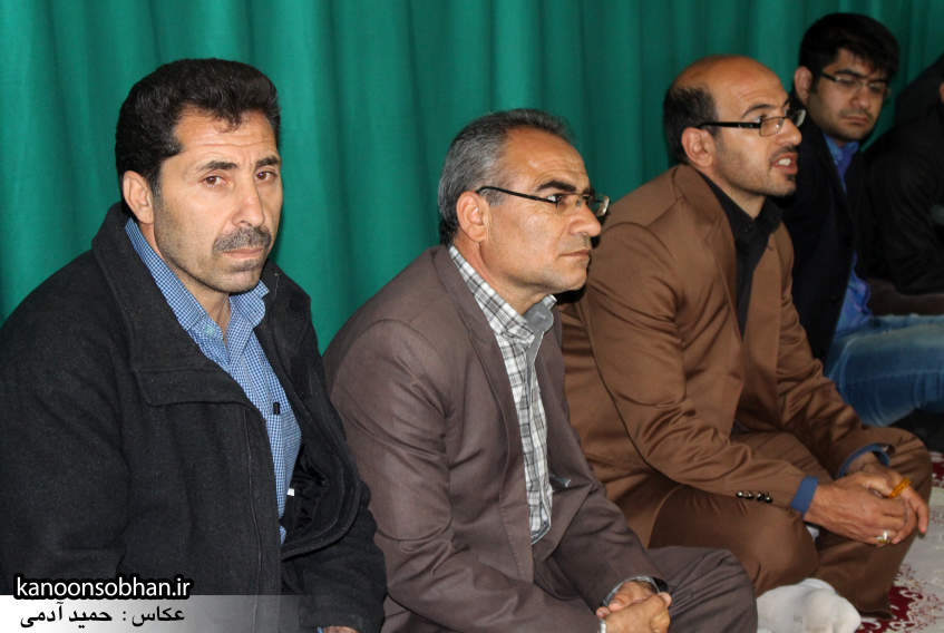 تصاویر سفر کاروان تبلیغاتی آیت الله احمد مبلغی به شهرستان سراب دوره (4)