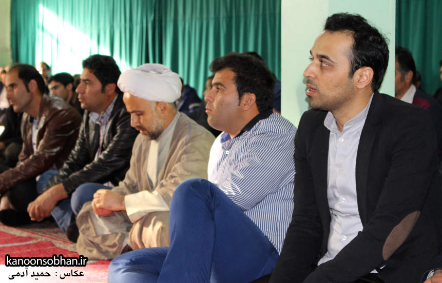 تصاویر سفر کاروان تبلیغاتی آیت الله احمد مبلغی به شهرستان سراب دوره (5)