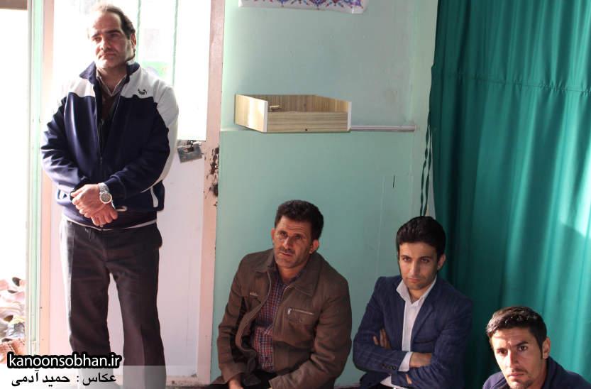 تصاویر سفر کاروان تبلیغاتی آیت الله احمد مبلغی به شهرستان سراب دوره (8)