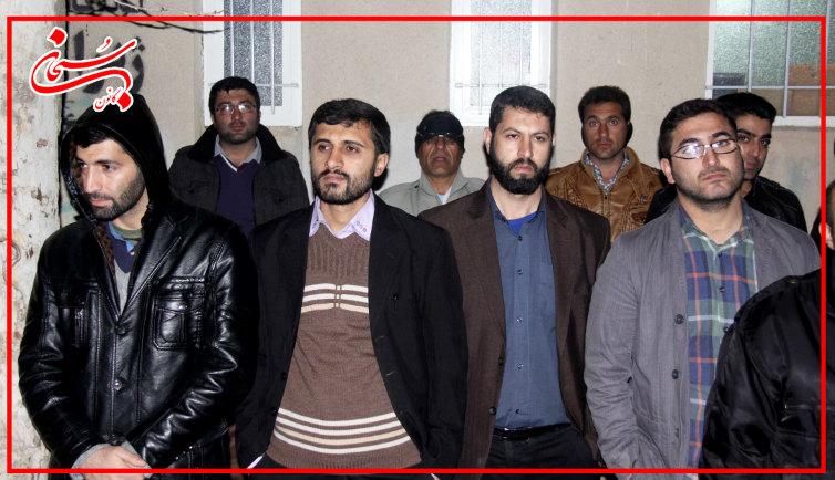 تصاویر سیل عظیم جامعه ایمانی کوهدشت در حمایت از علی امامی راد  (3)