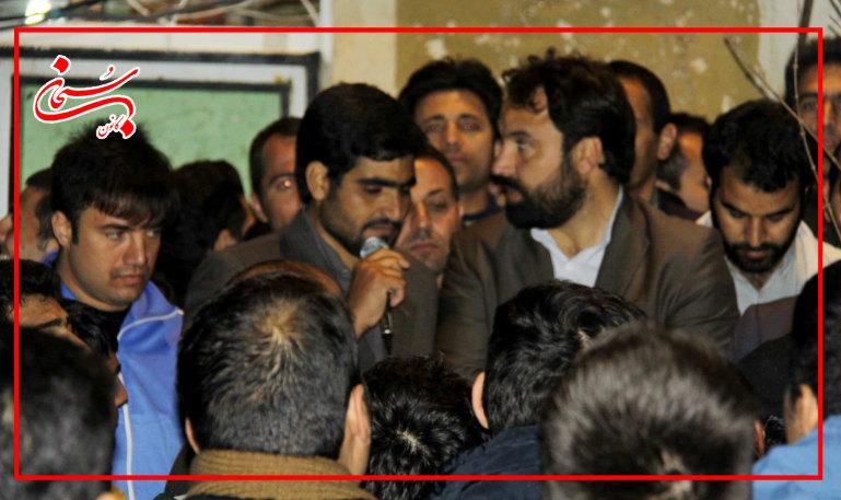 تصاویر سیل عظیم جامعه ایمانی کوهدشت در حمایت از علی امامی راد  (4)