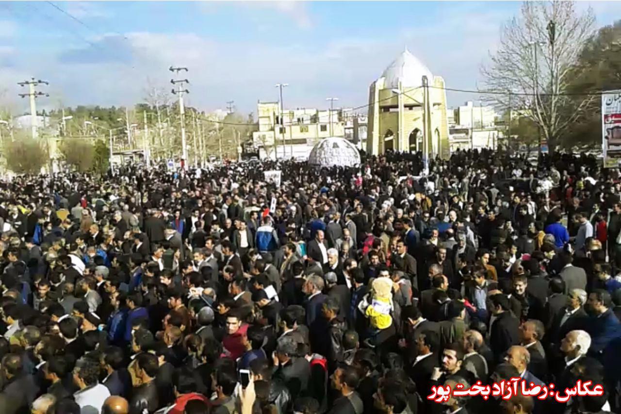 تصاویر همایش بزرگ محمد آزادبخت در کوهدشت (12)