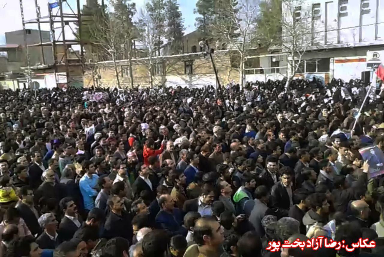 تصاویر همایش بزرگ محمد آزادبخت در کوهدشت (13)
