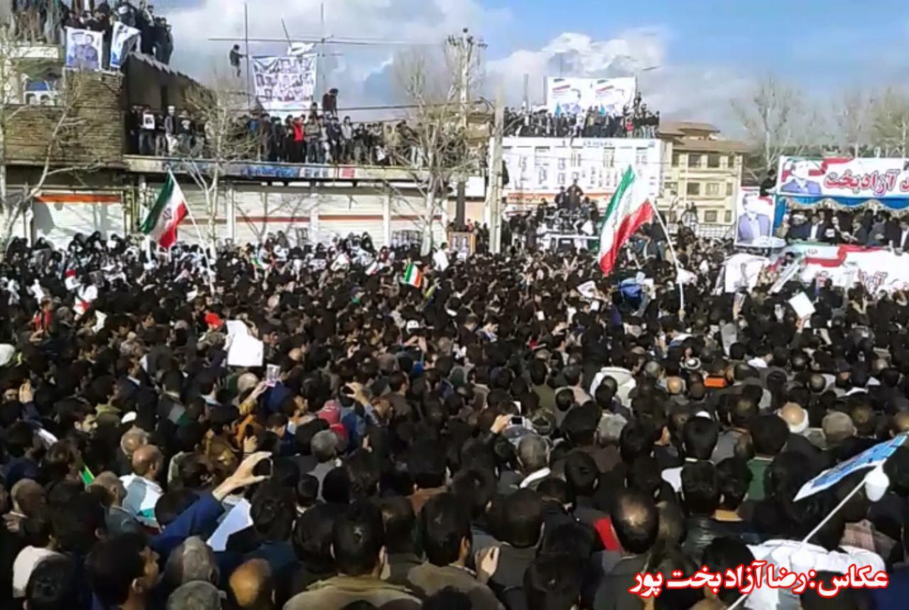 تصاویر همایش بزرگ محمد آزادبخت در کوهدشت (14)