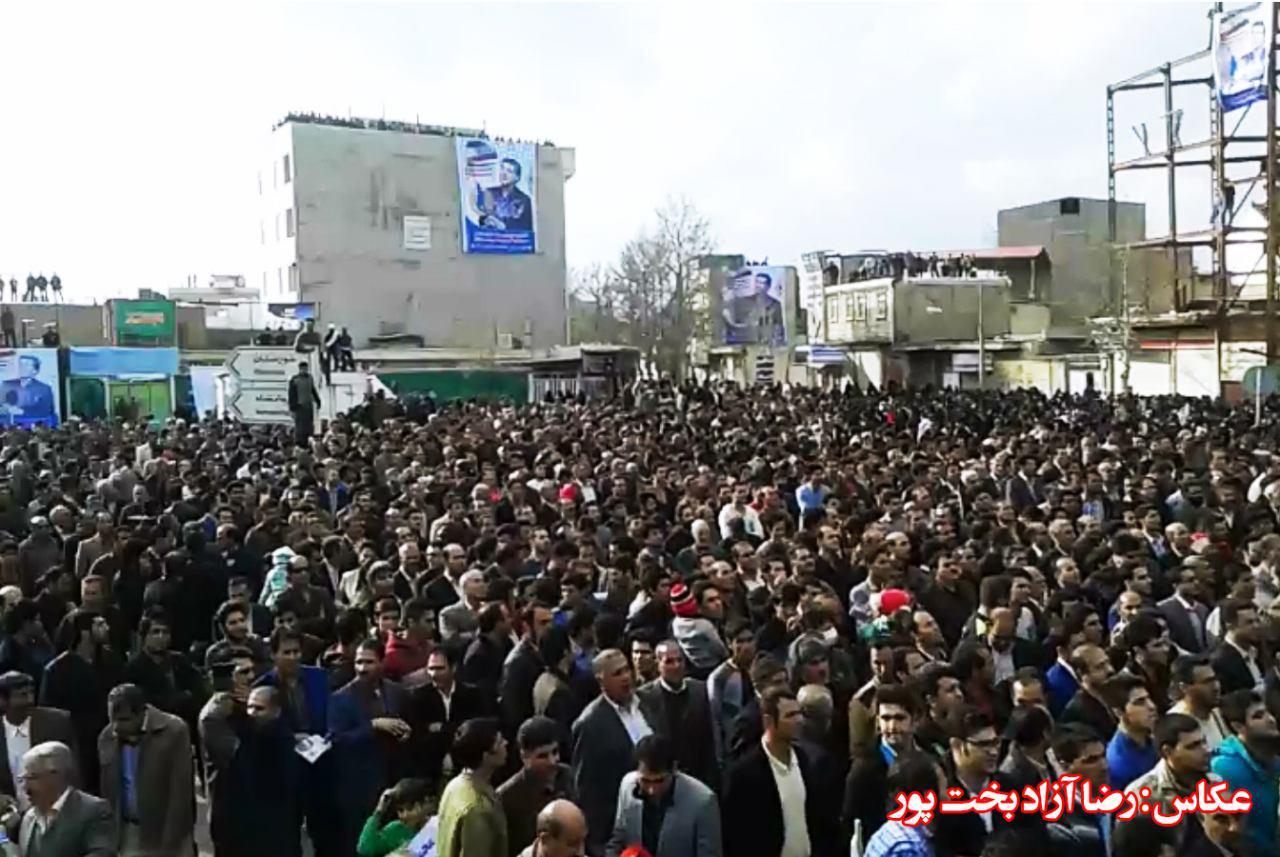 تصاویر همایش بزرگ محمد آزادبخت در کوهدشت (15)