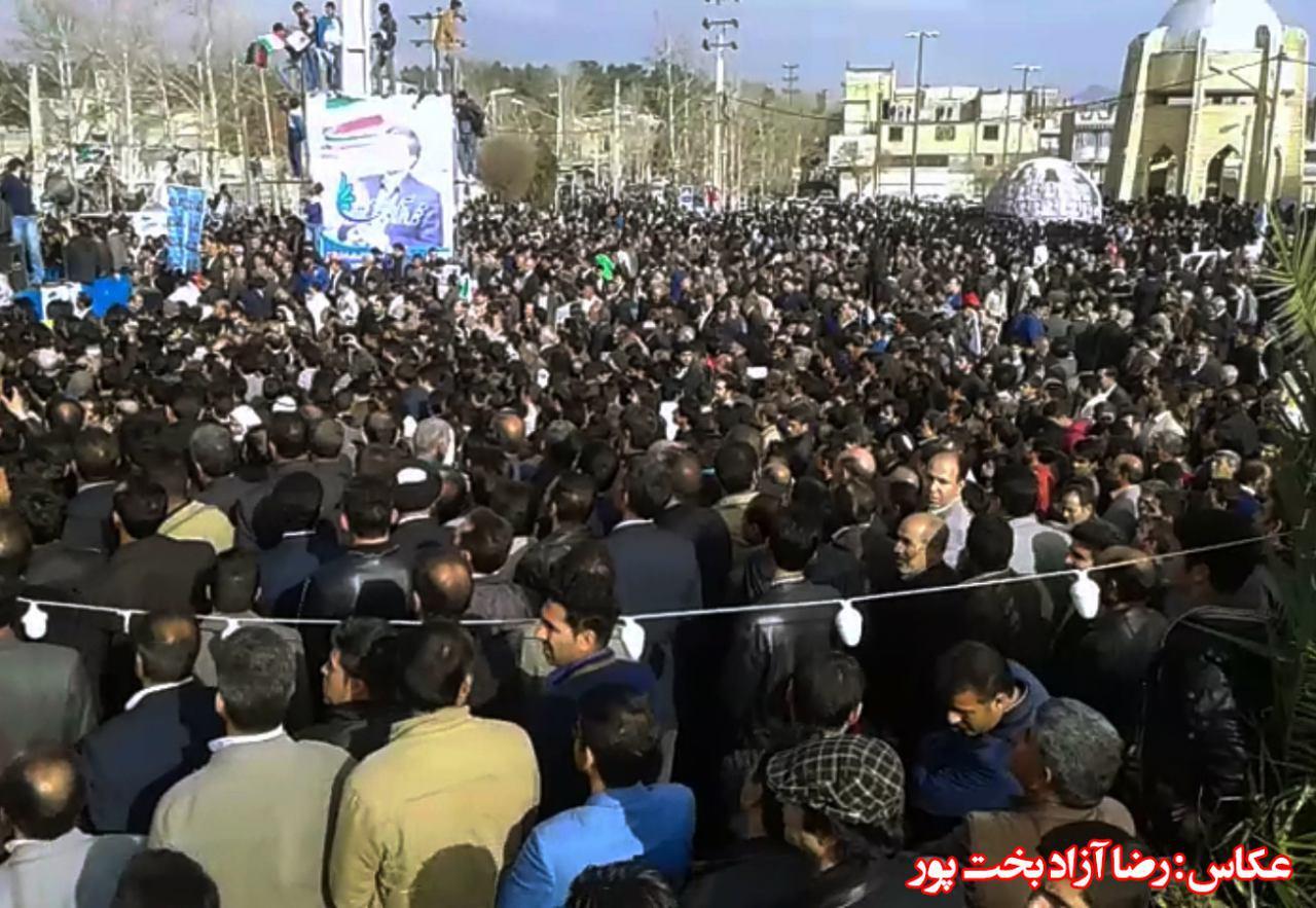 تصاویر همایش بزرگ محمد آزادبخت در کوهدشت (16)