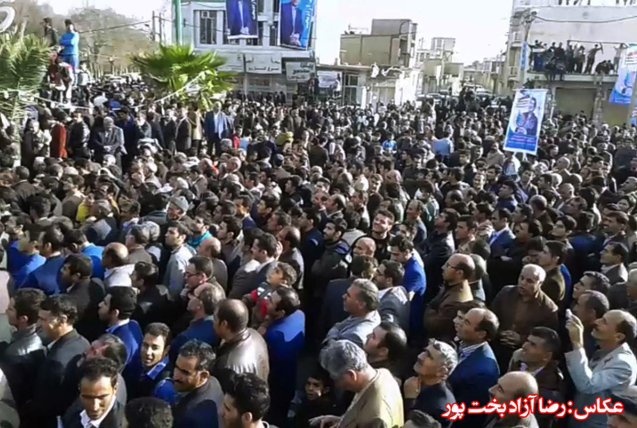 تصاویر همایش بزرگ محمد آزادبخت در کوهدشت (17)