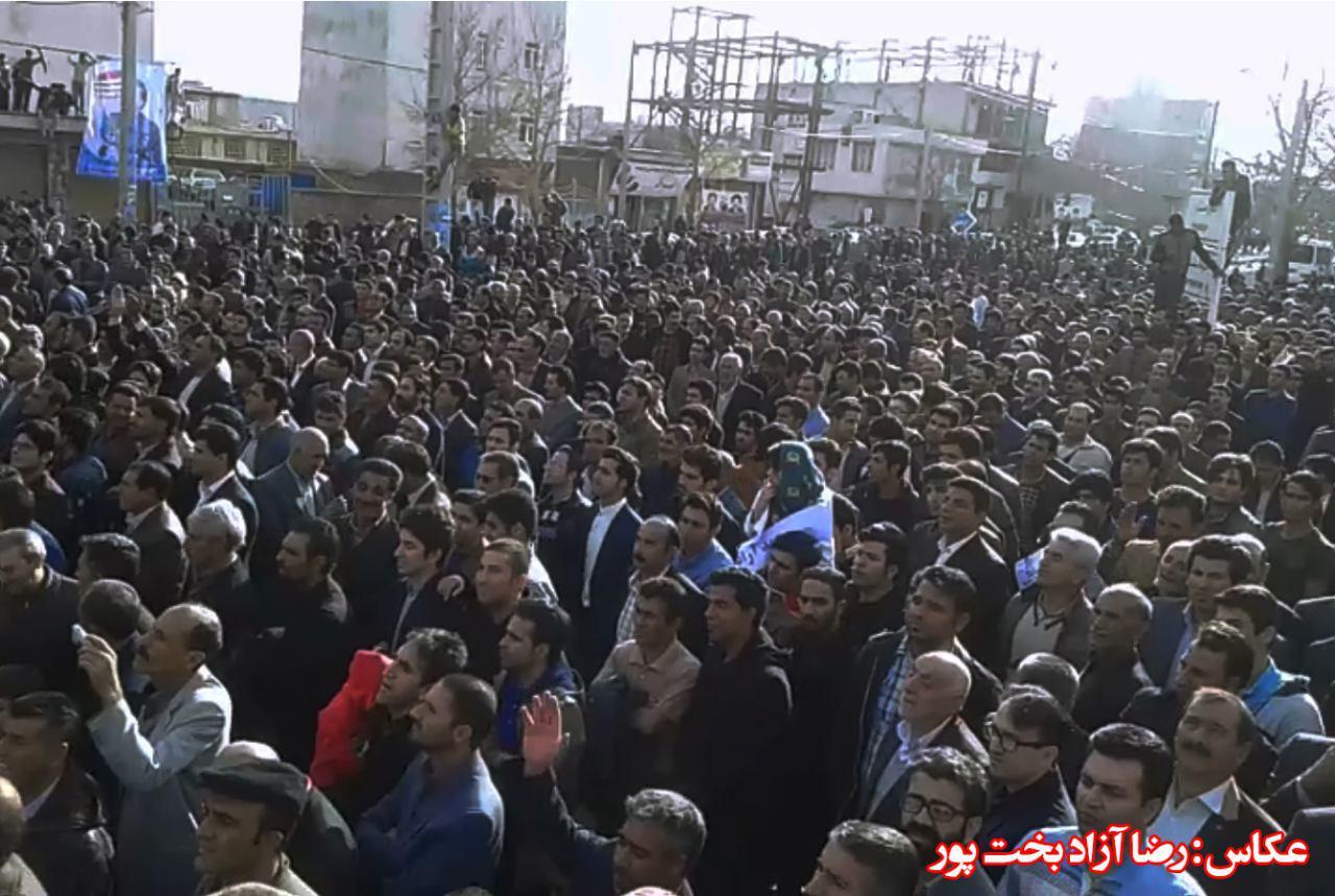 تصاویر همایش بزرگ محمد آزادبخت در کوهدشت (18)