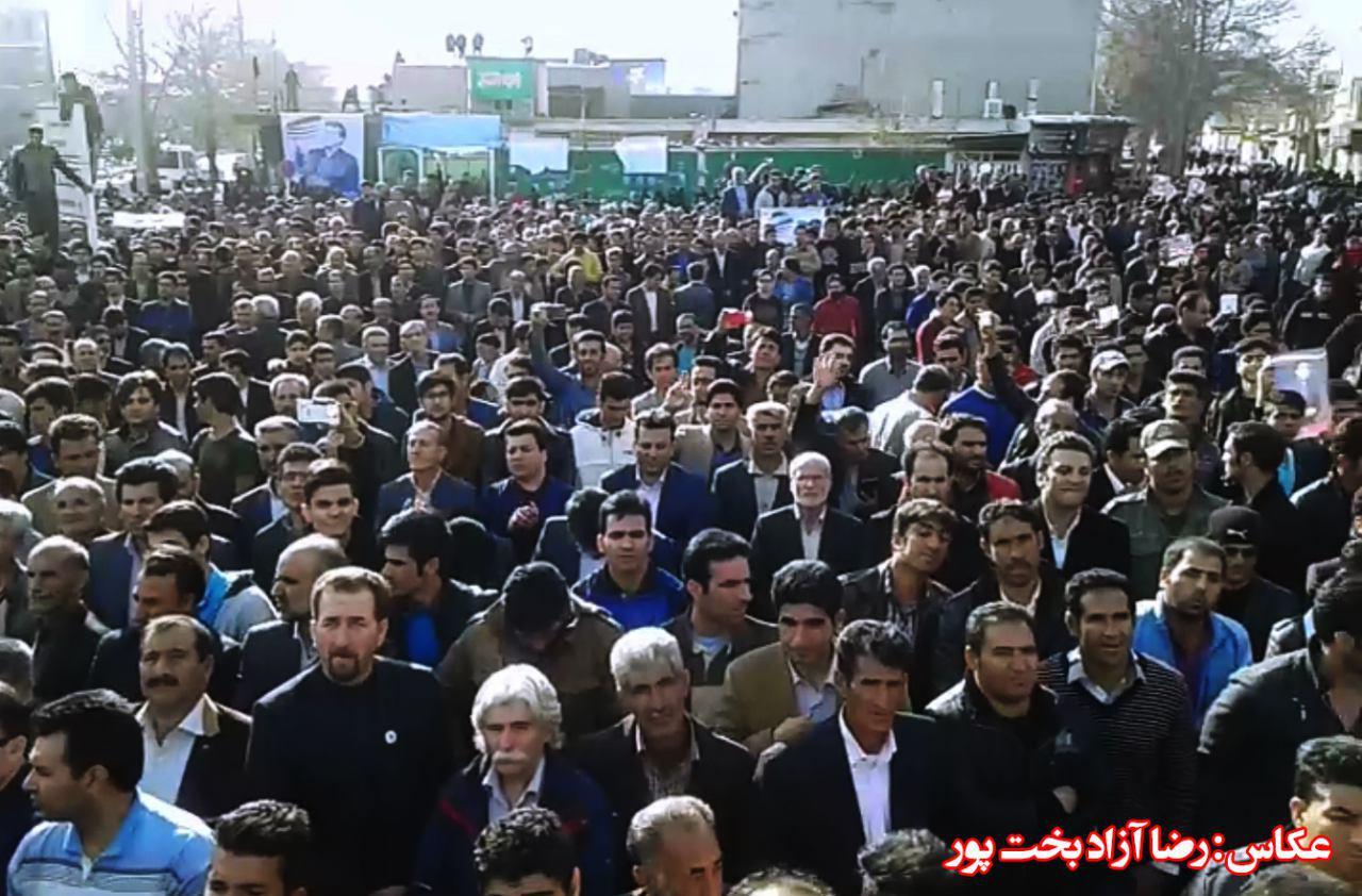 تصاویر همایش بزرگ محمد آزادبخت در کوهدشت (19)