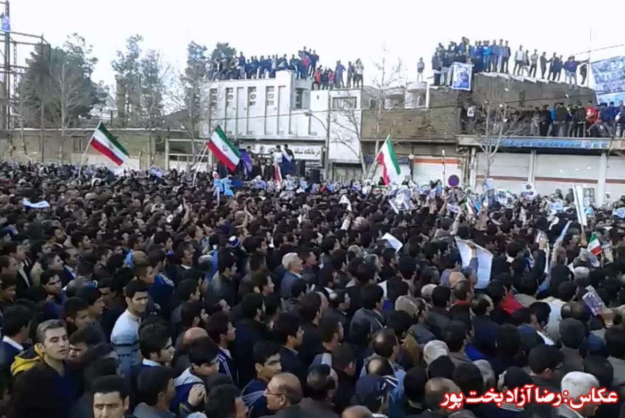 تصاویر همایش بزرگ محمد آزادبخت در کوهدشت (2)