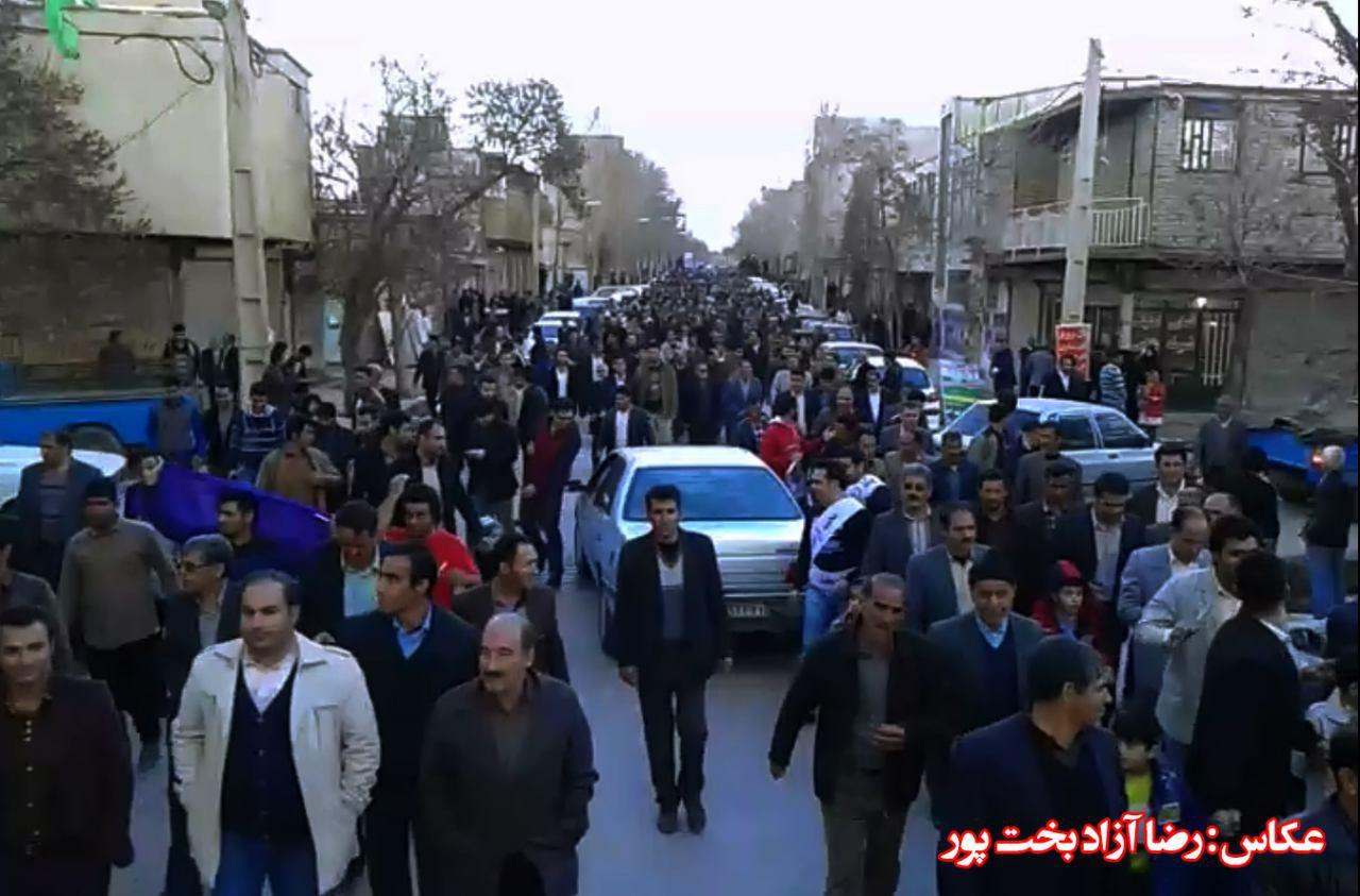 تصاویر همایش بزرگ محمد آزادبخت در کوهدشت (23)