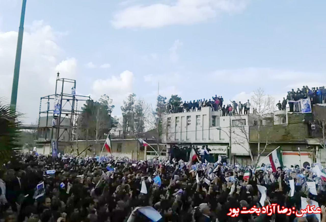 تصاویر همایش بزرگ محمد آزادبخت در کوهدشت (4)