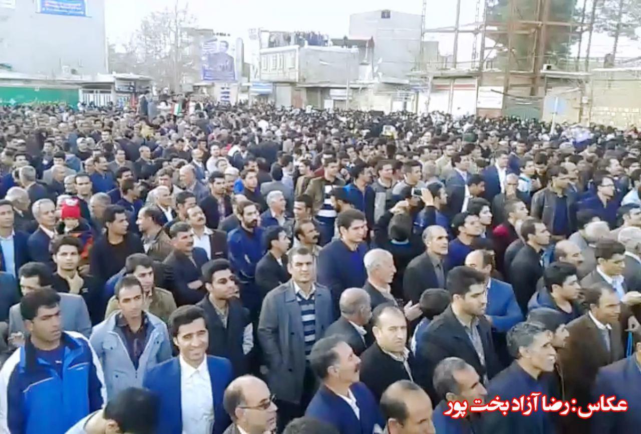 تصاویر همایش بزرگ محمد آزادبخت در کوهدشت (7)