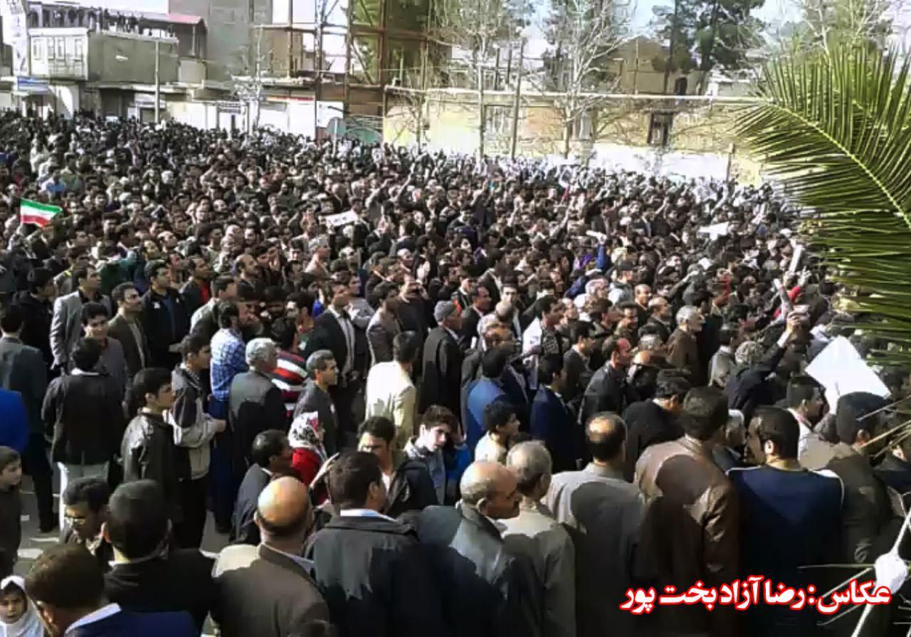 تصاویر همایش بزرگ محمد آزادبخت در کوهدشت (9)