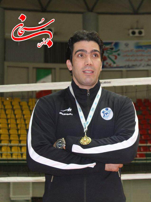 تیم محمد سلیمانی قهرمان والیبال کشور شد (1)