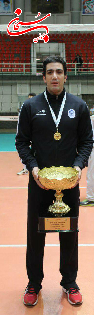 تیم محمد سلیمانی قهرمان والیبال کشور شد (6)