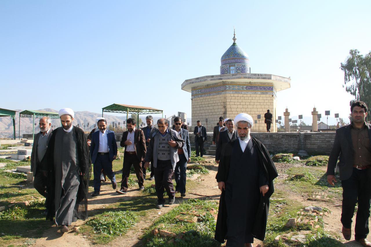 سری دوم تصاویر سفر آیت الله احمد مبلغی به پلدختر (4)