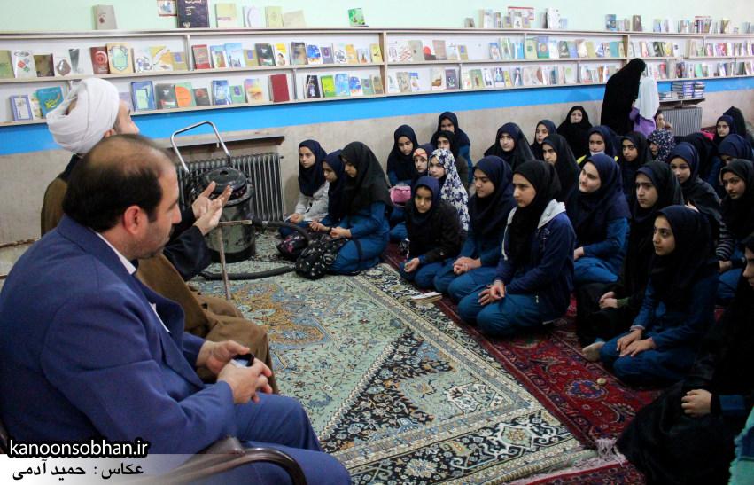 کلاس اخلاق دانش آموزان باغ مینوی کوهدشت در مسجد جامع (1)