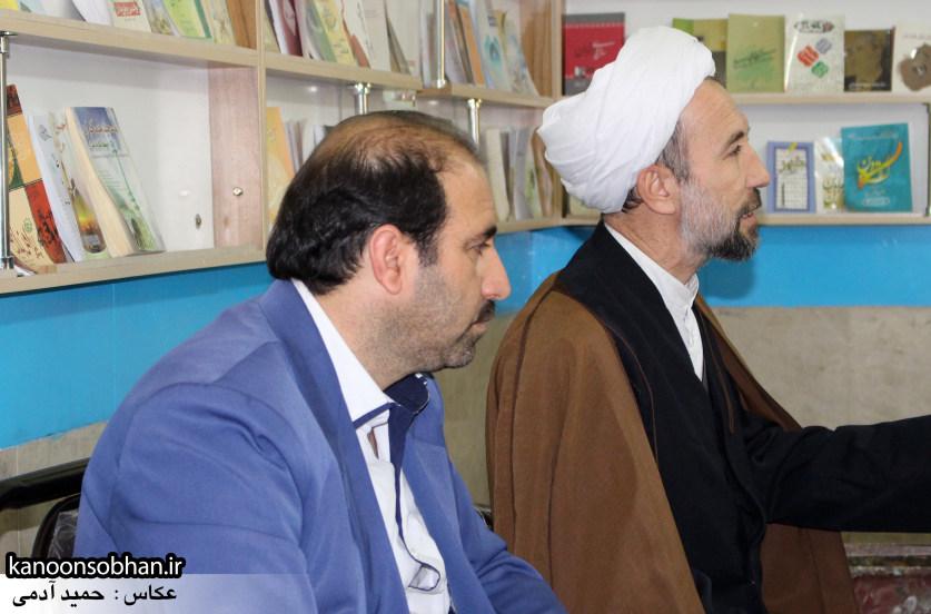 کلاس اخلاق دانش آموزان باغ مینوی کوهدشت در مسجد جامع (5)