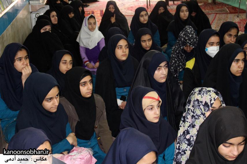 کلاس اخلاق دانش آموزان باغ مینوی کوهدشت در مسجد جامع (8)