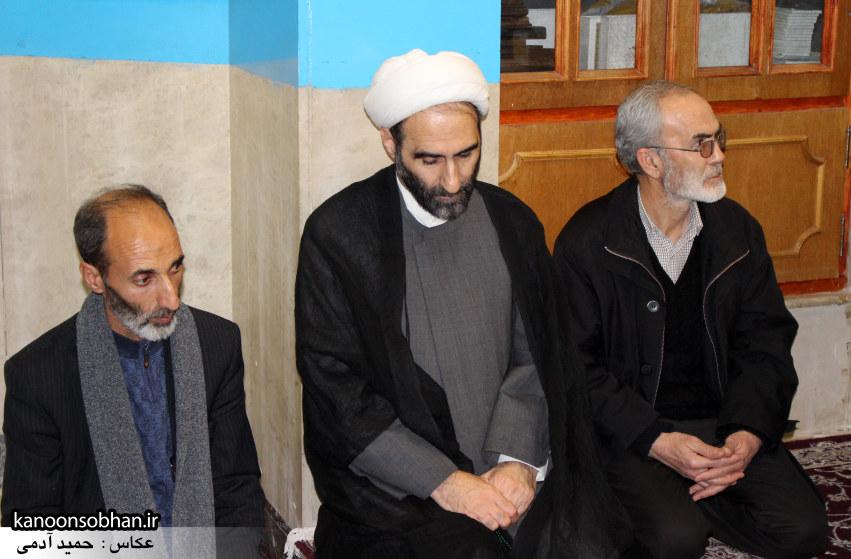 گزارش تصویری جلسه پرسش و پاسخ آیت الله احمد مبلغی و اساتید دانشگاه و فرهنیگان کوهدشت   (3)