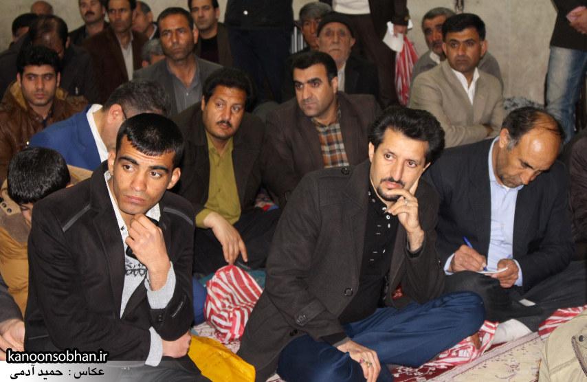 گزارش تصویری جلسه پرسش و پاسخ آیت الله احمد مبلغی و اساتید دانشگاه و فرهنیگان کوهدشت   (7)