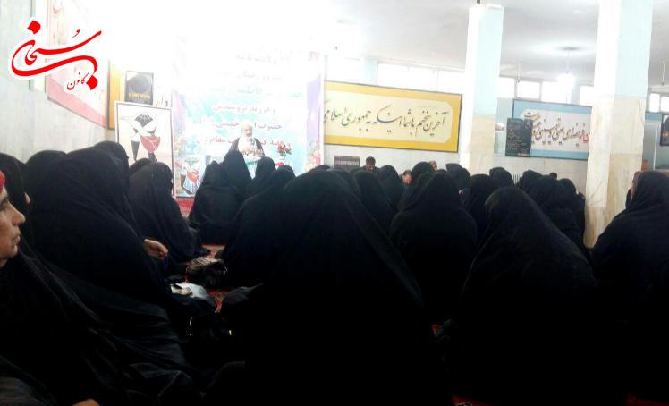 تصاویرجشن میلاد حضرت زهرا(س) در اداره بنیاد شهید کوهدشت (3)