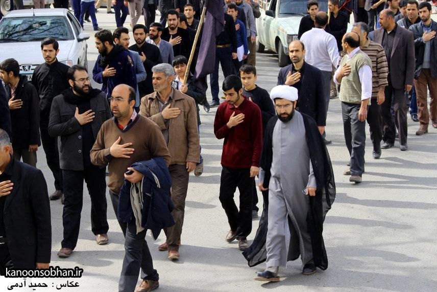 تصاویرکامل عزاداری شهادت حضرت فاطمه زهرا(س) در کوهدشت (14)