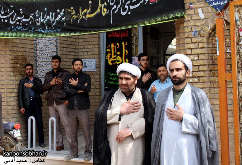 تصاویرکامل عزاداری شهادت حضرت فاطمه زهرا(س) در کوهدشت (36)