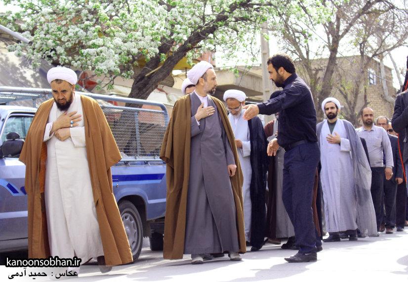 تصاویرکامل عزاداری شهادت حضرت فاطمه زهرا(س) در کوهدشت (8)