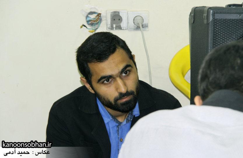تصاویر آخرین کلاس اخلاق سال 94 حوزه علمیه کوهدشت (2)