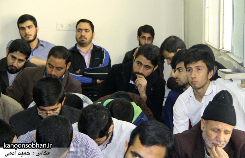 تصاویر آخرین کلاس اخلاق سال 94 حوزه علمیه کوهدشت (3)