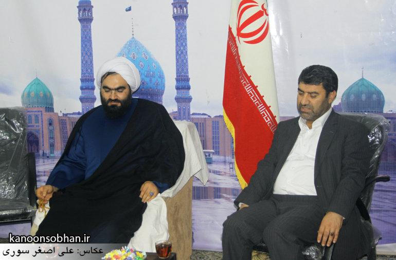 تصاویر دیدار دکتر الهیار ملکشاهی با امام جمعه رومشکان (3)