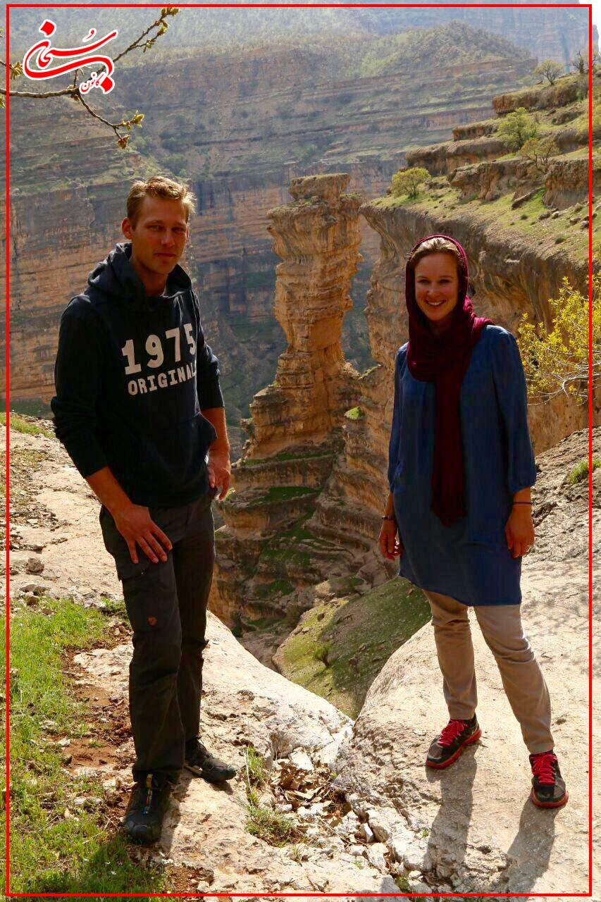 تصاویر سفر دو زوج هلندی از دره شیرز کوهدشت لرستان (10)