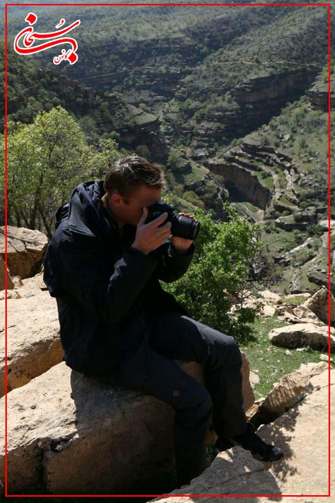 تصاویر سفر دو زوج هلندی از دره شیرز کوهدشت لرستان (4)
