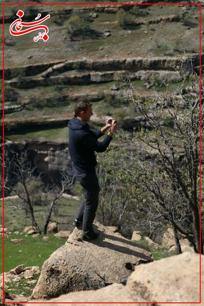 تصاویر سفر دو زوج هلندی از دره شیرز کوهدشت لرستان (5)