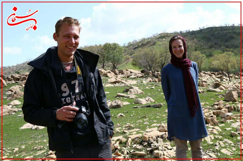 تصاویر سفر دو زوج هلندی از دره شیرز کوهدشت لرستان (6)