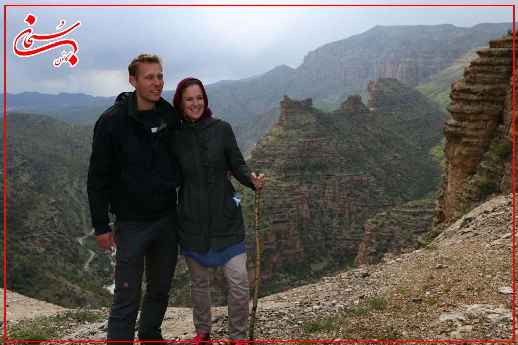 تصاویر سفر دو زوج هلندی از دره شیرز کوهدشت لرستان (7)
