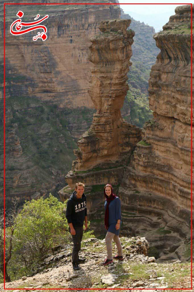 تصاویر سفر دو زوج هلندی از دره شیرز کوهدشت لرستان (8)