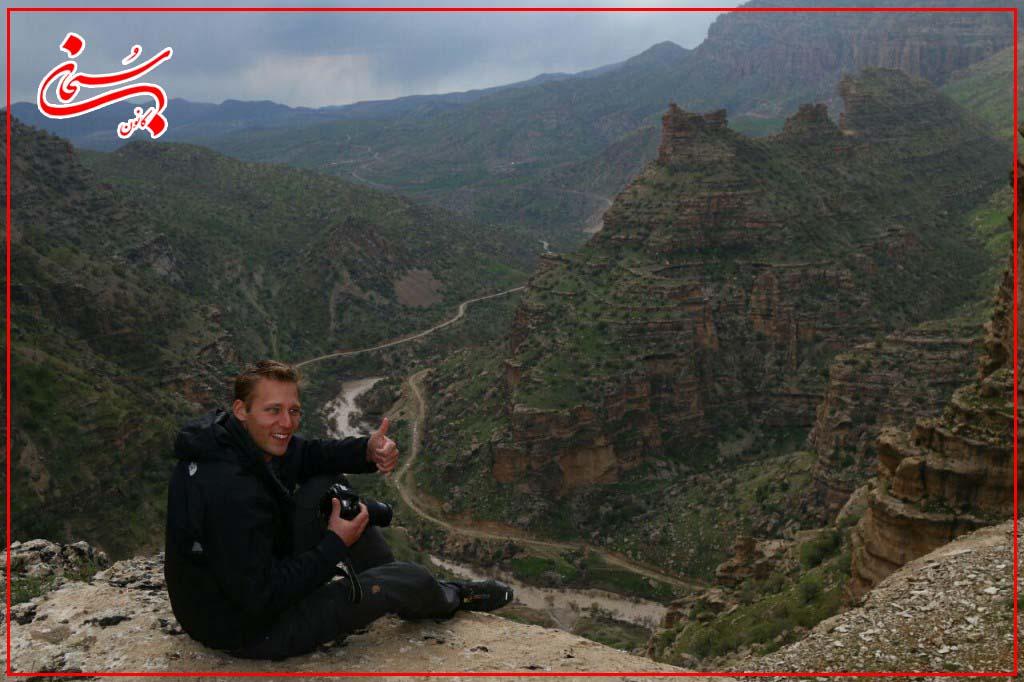 تصاویر سفر دو زوج هلندی از دره شیرز کوهدشت لرستان (9)