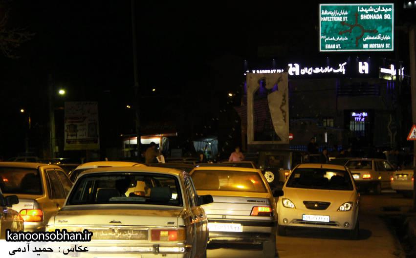 تصاویر شادی طرفداران الهیار ملکشاهی در کوهدشت (19)