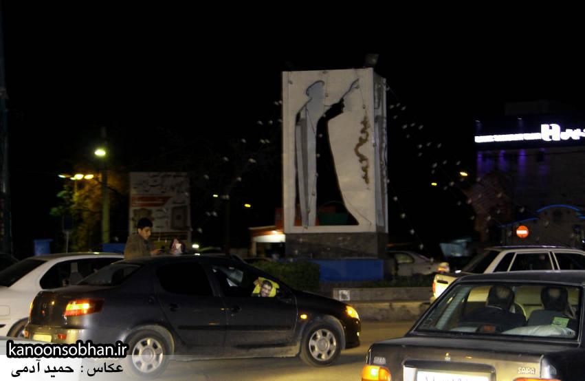 تصاویر شادی طرفداران الهیار ملکشاهی در کوهدشت (20)