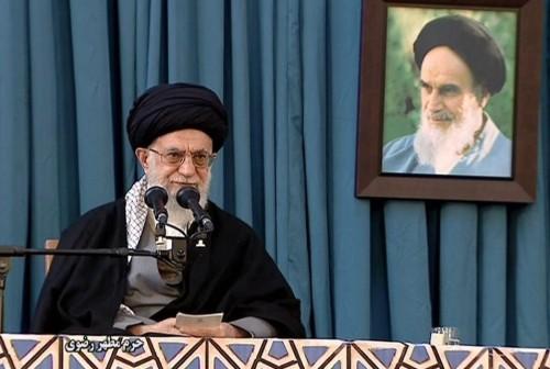 رهبری در سخنرانی سال 95 حرم امام رضا