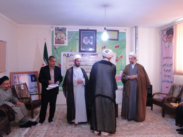 مراسم تجلیل از سفیران صبح در کوهدشت (3)