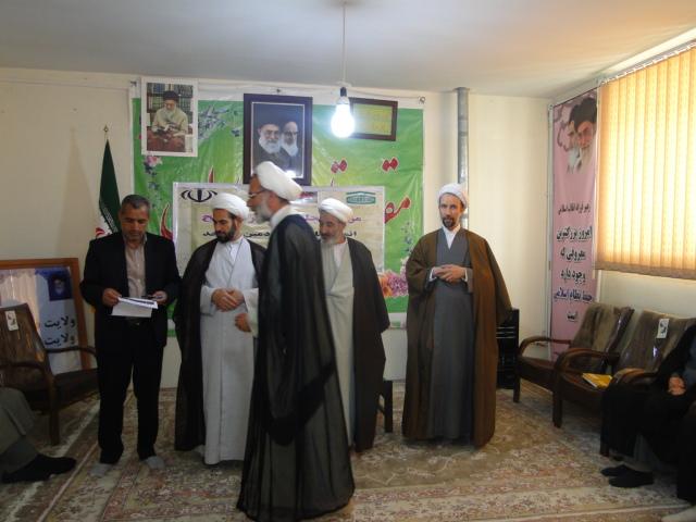 مراسم تجلیل از سفیران صبح در کوهدشت (4)