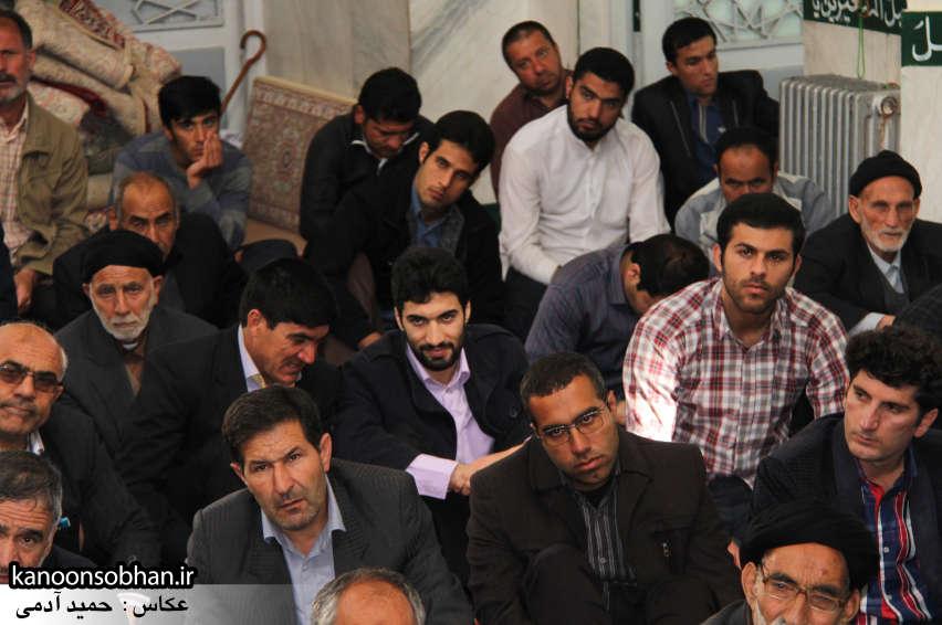گزارش تصویری اولین نماز جمعه سال ۹۵ کوهدشت (19)