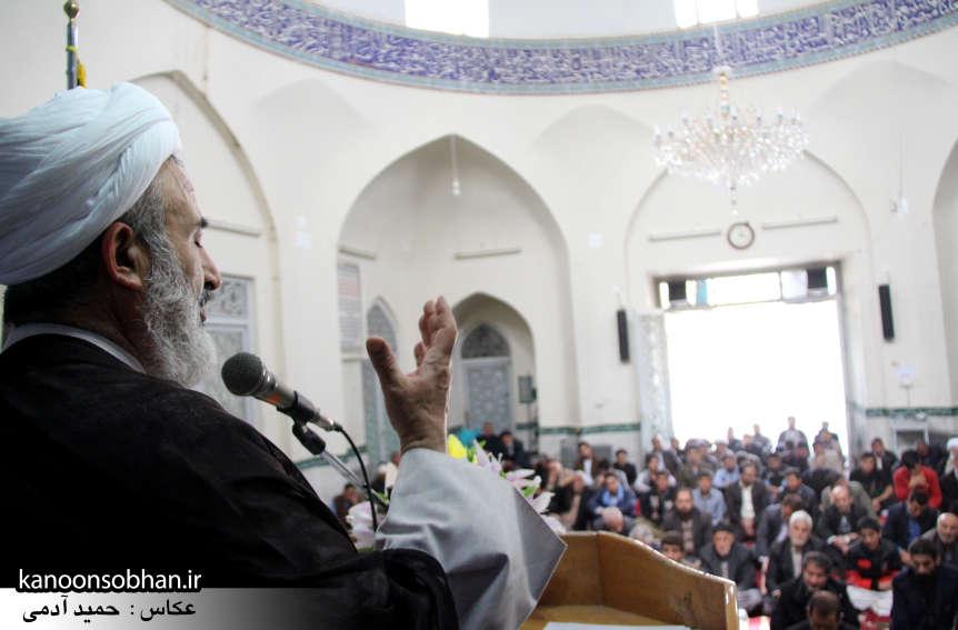 گزارش تصویری اولین نماز جمعه سال ۹۵ کوهدشت (21)