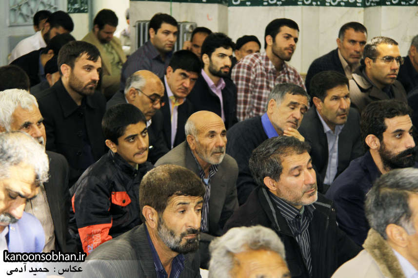 گزارش تصویری اولین نماز جمعه سال ۹۵ کوهدشت (5)