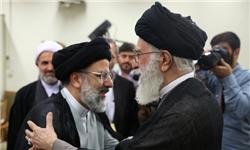 خبرگزاری فارس: رهبر معظم انقلاب حجتالاسلام رئیسی را به تولیت آستان قدس رضوی منصوب کردند